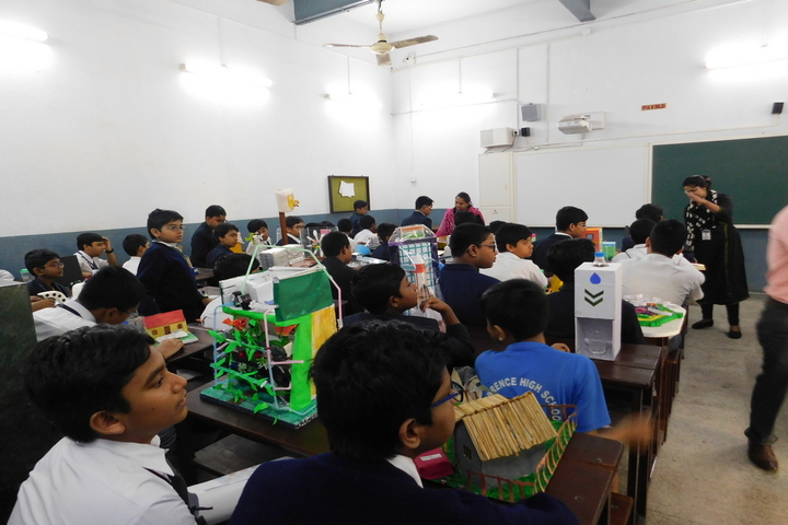 St Lawrence High School-Science Exhibition