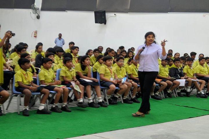 Epistemo Vikas Leadership School-Awareness Programe
