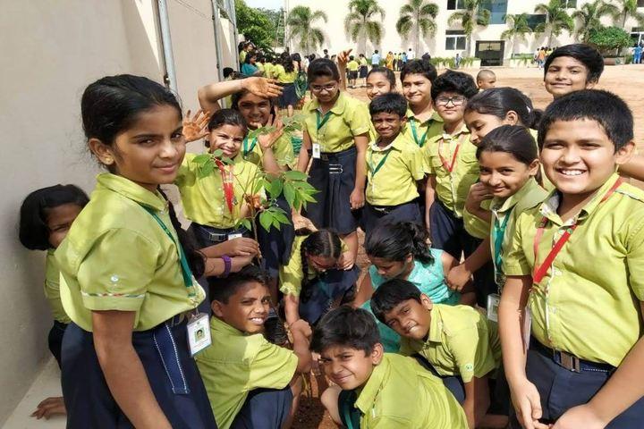 Epistemo Vikas Leadership School-Environment Day