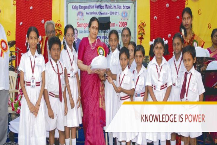 Kaligi Ranganathan Montford Matric Heigher Secondary School-Teachers Day
