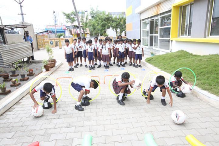 Alpha international School - Sport Activities