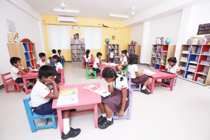 Alpha international School - Junior Classroom