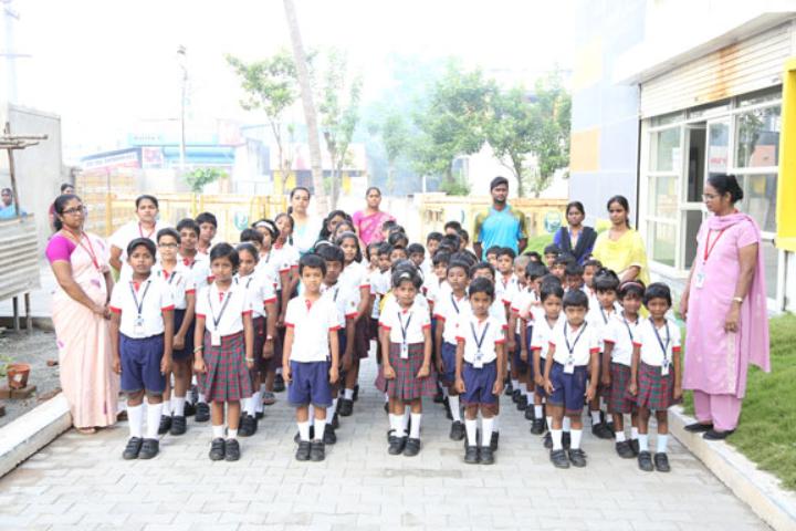 Alpha international School - Students