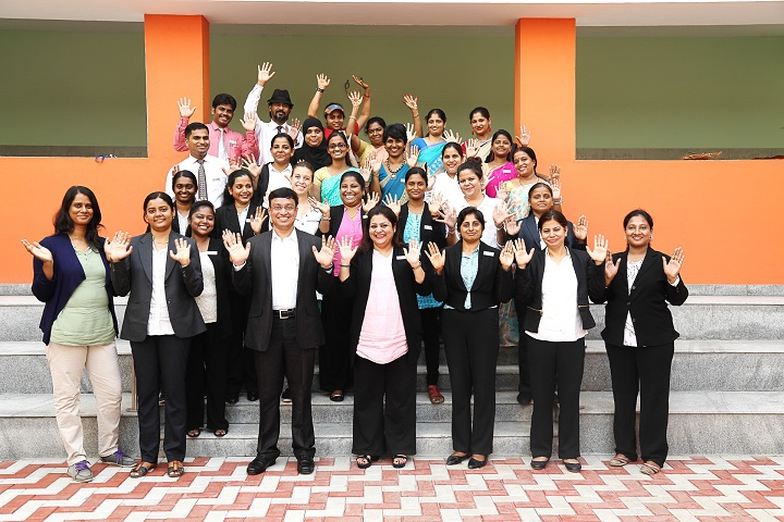 Velammal Global School-Staff