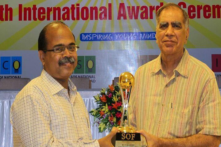 Vivek Vidyalaya and Junior College-Awards