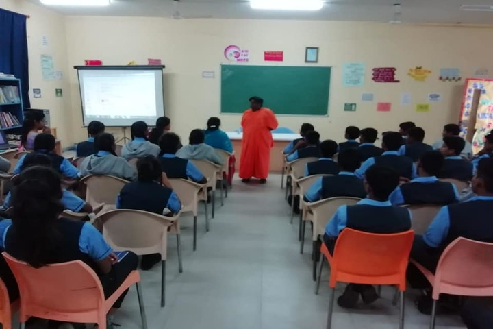 Jain Heritage a Cambridge School-AV Room