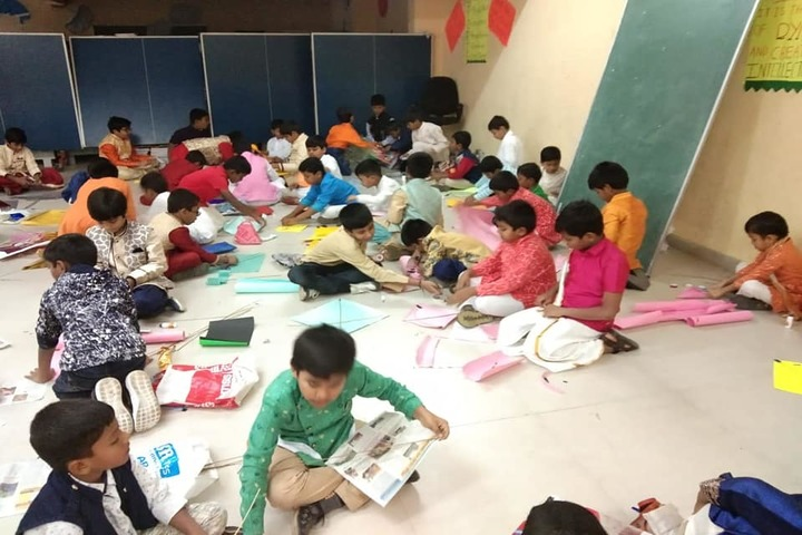 Jain Heritage a Cambridge School-Art and Craft