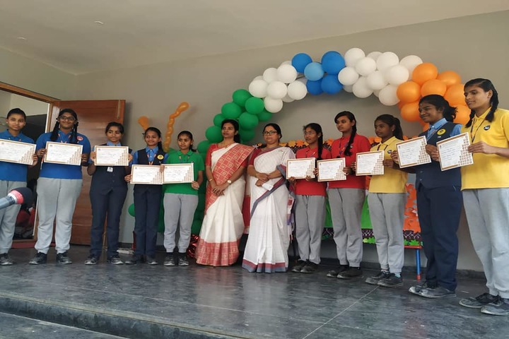 Jain Heritage a Cambridge School-Certification