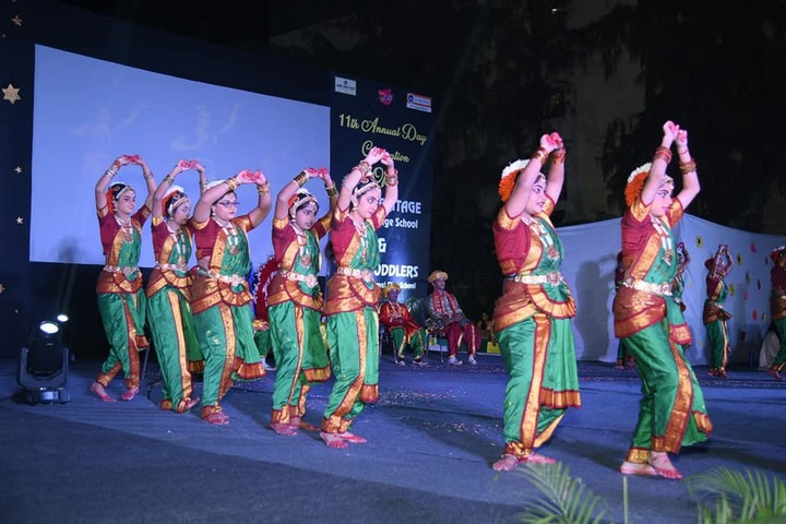 Jain Heritage a Cambridge School-Culturals