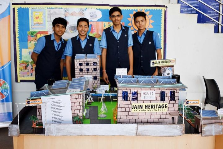 Jain Heritage a Cambridge School-Project