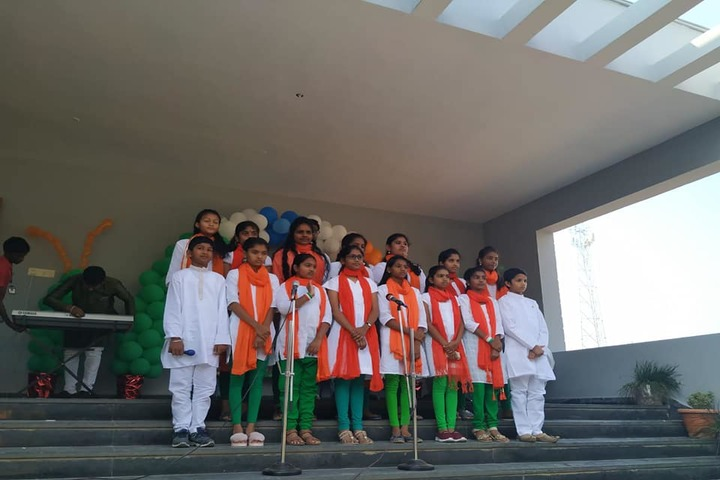Jain Heritage a Cambridge School-Singing