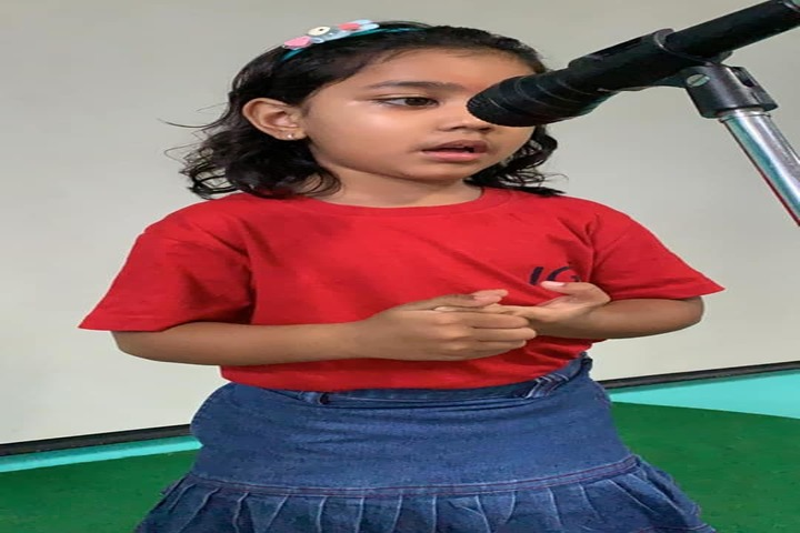 Jain Heritage a Cambridge School-Student Speech