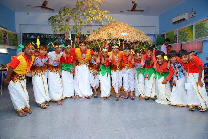 RGM International School-Cultural Fest