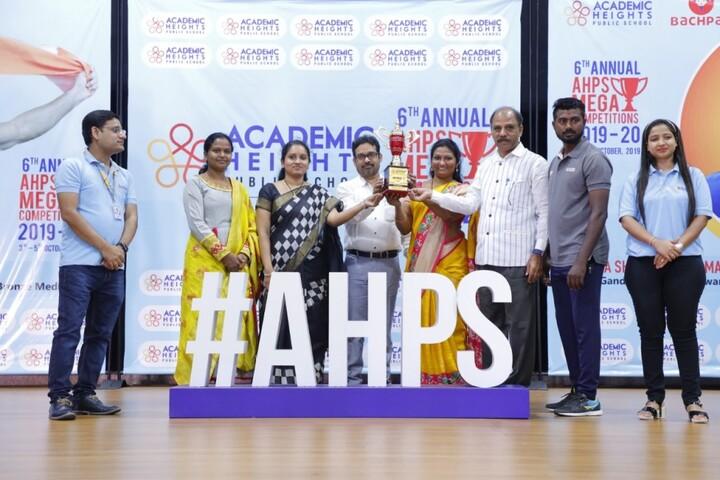Academic Heights Public School-Awards