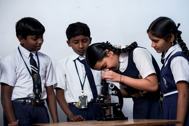 Prasad Upper Primary School-Bio Labs