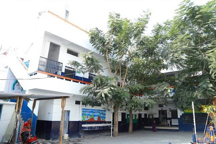 Prasad Upper Primary School-Campus View