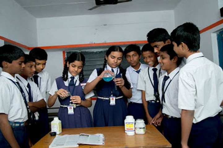 Prasad Upper Primary School-Chemistry Labs
