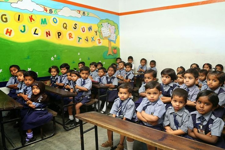 Prasad Upper Primary School-Classroom