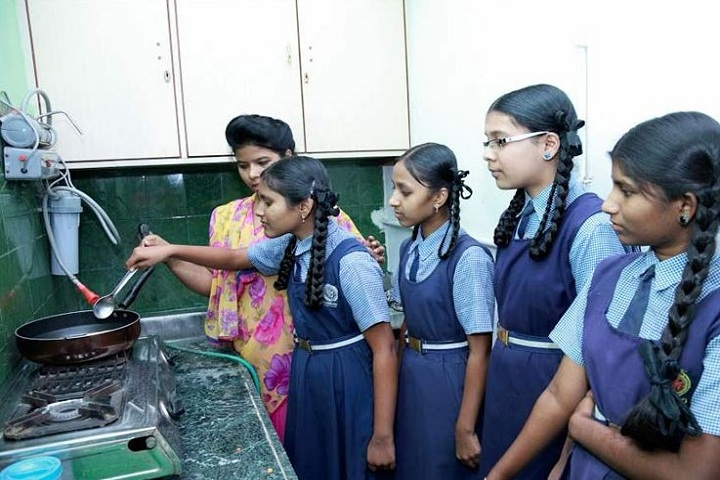 Prasad Upper Primary School-Cooking Classes
