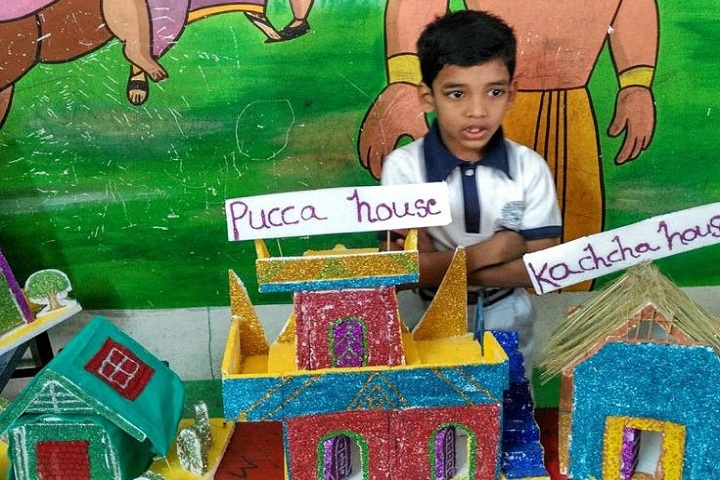 Prasad Upper Primary School-Exhibition