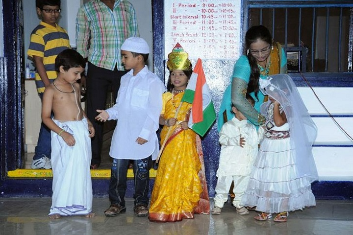 Prasad Upper Primary School-Fancy Dress