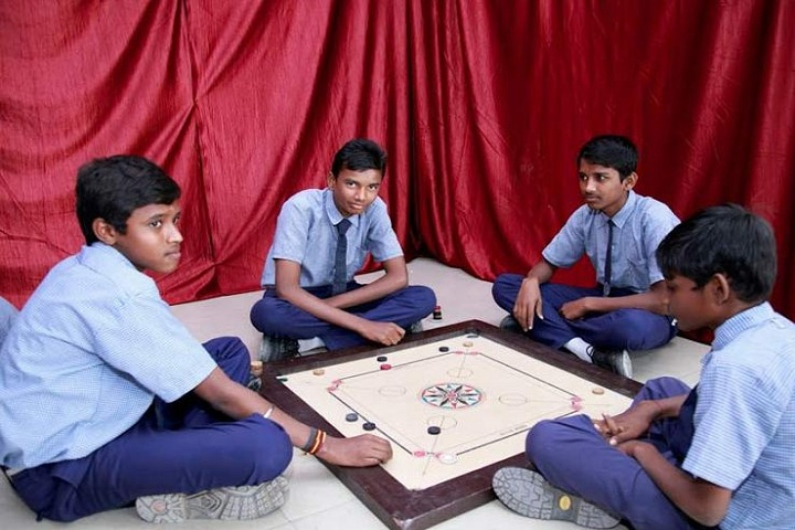 Prasad Upper Primary School-Indoor Games