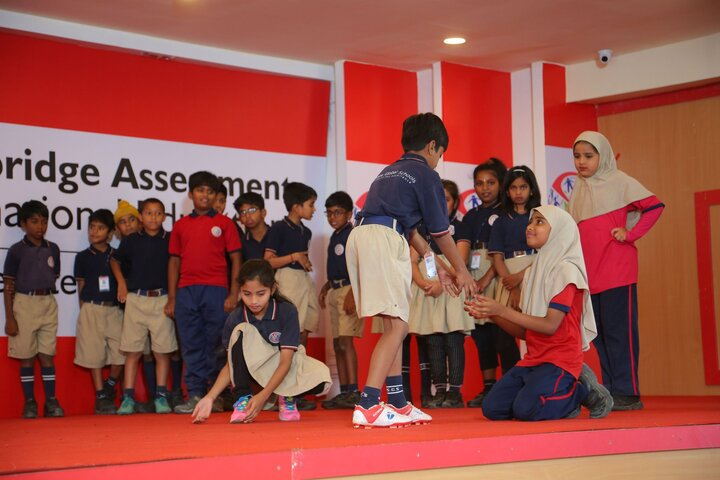 Solitaire Global Schools-Drama