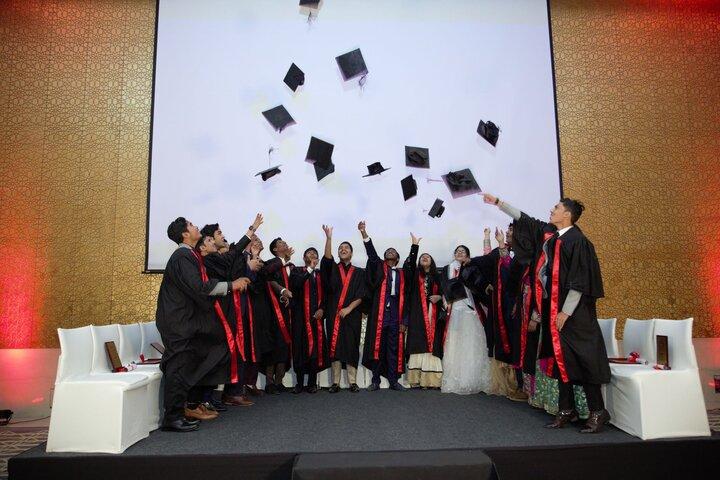 Solitaire Global Schools-Graduation Celebration
