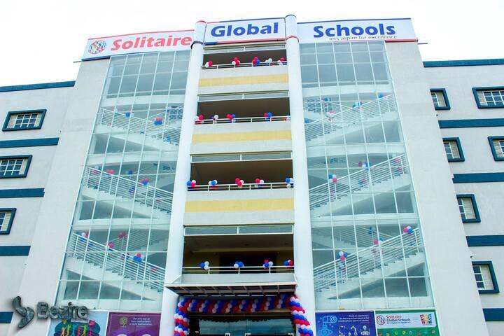 Solitaire Global Schools-School Building