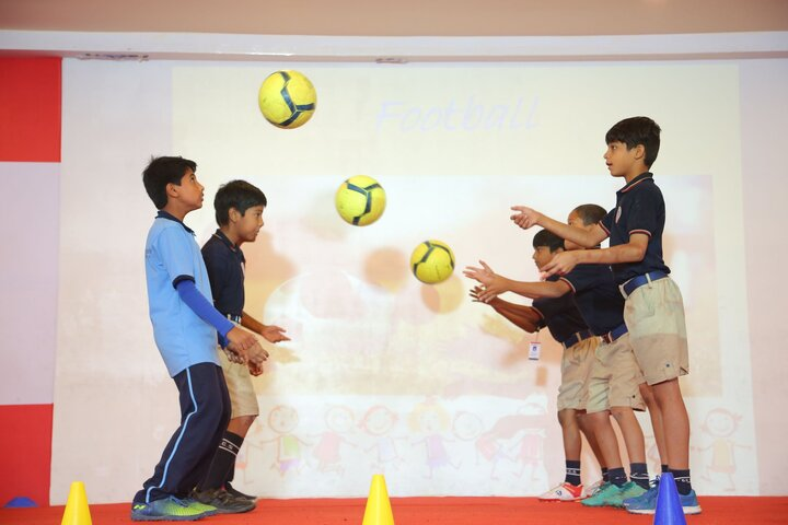 Solitaire Global Schools-Sports
