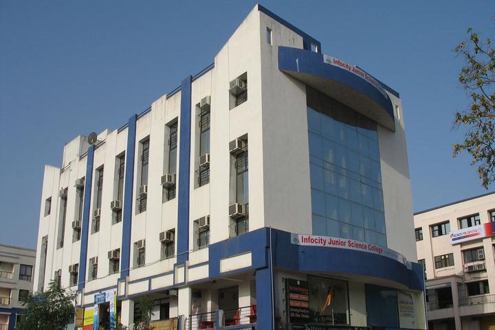 Infocity Junior Science College-Campus View