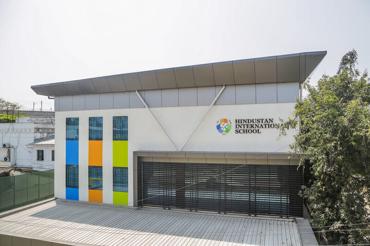 Hindustan International School-Campus