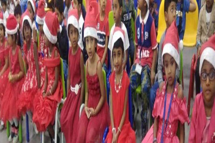 Hindustan International School-Christmas Celebrations