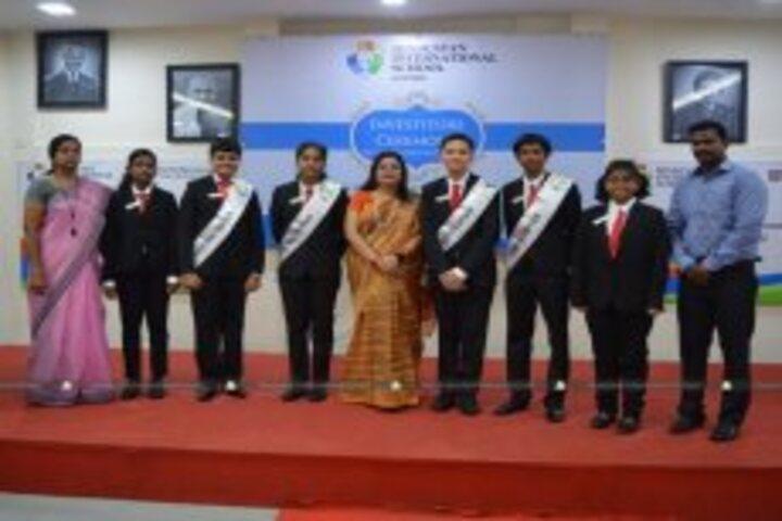Hindustan International School-Council Members