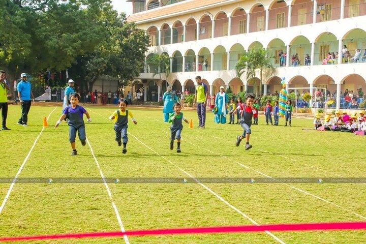 Hindustan International School-Games