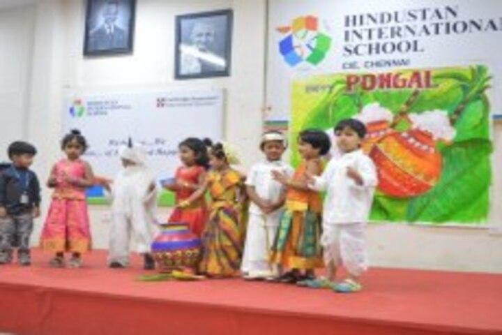 Hindustan International School-Pongal Celebrations