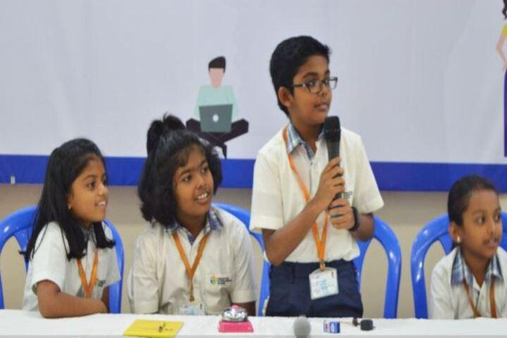 Hindustan International School-Quiz Competition