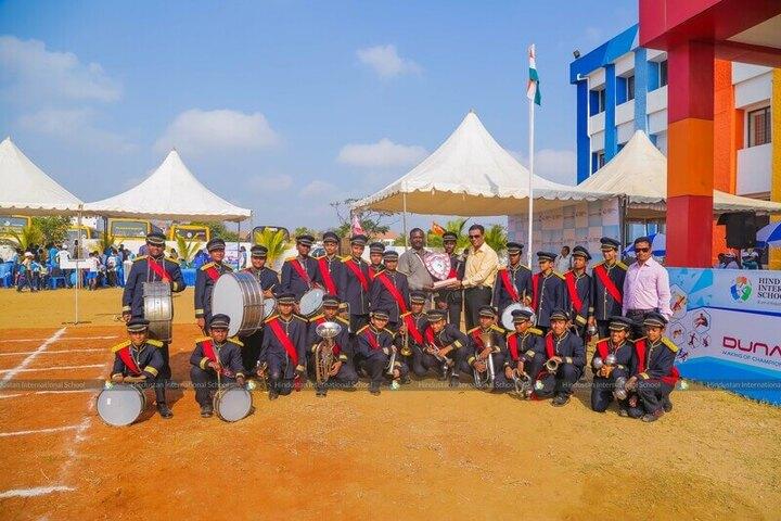 Hindustan International School-School Band