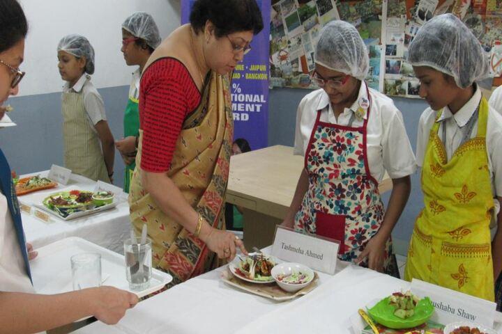 The BSS School-Food Fest