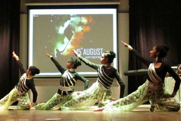 The BSS School-Independence Day