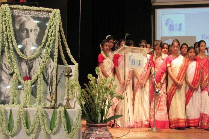 The BSS School-Rabindra Jayanti