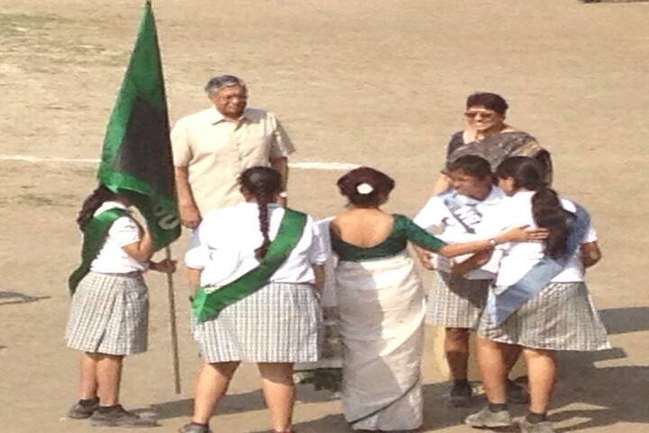 The BSS School-Sports Day