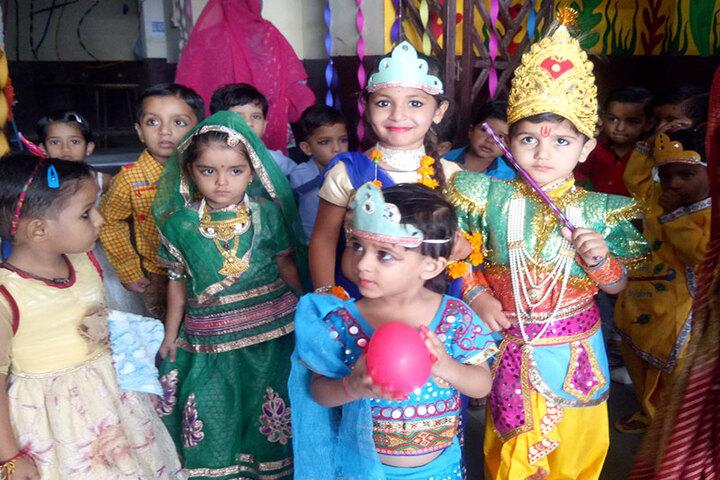 Diamond Academy-Janmastami Celebrations