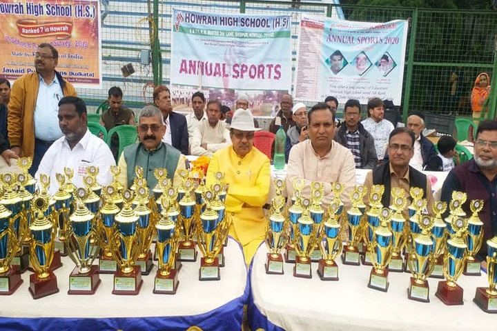 Howrah High School-Awards