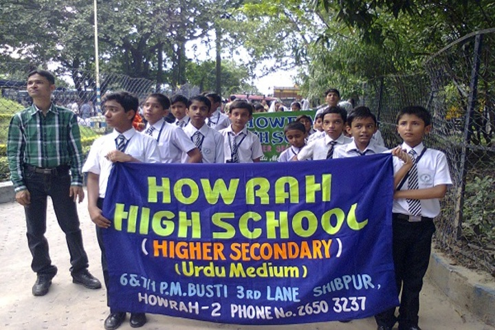 Howrah High School-Awareness Program