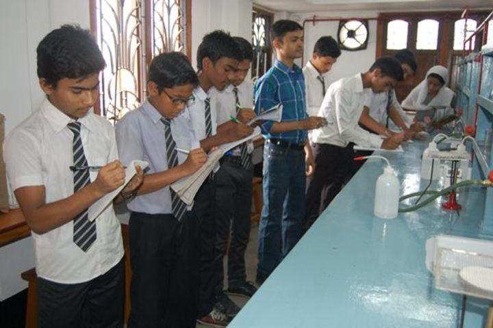 Howrah High School-Chemistry Labs