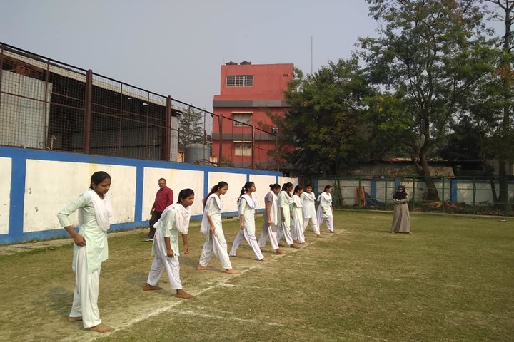 Howrah High School-Sports Day