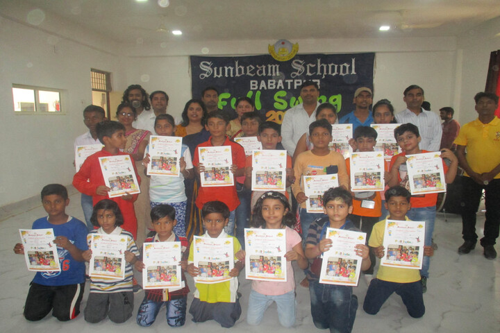 Sunbeam School-Achievement