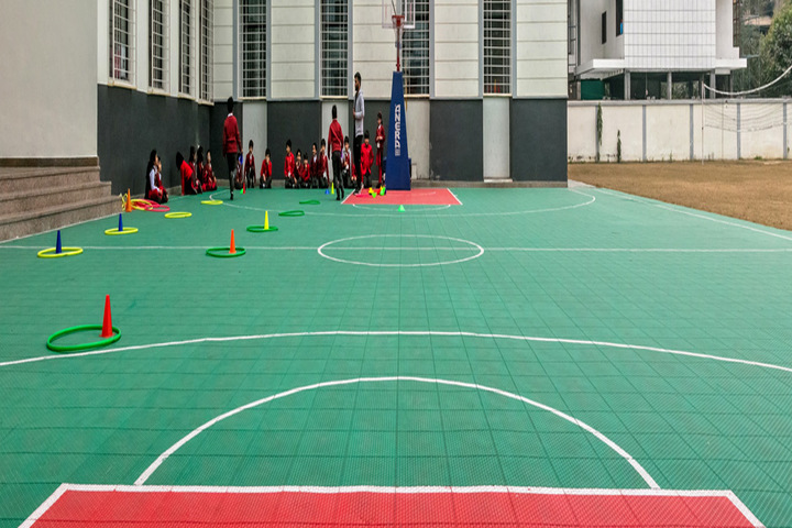 G D Goenka Global School-Play Ground