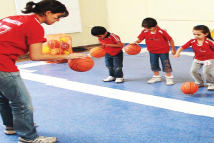 The Cambria International School-Indoor Sports